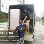 Phi Long chuyển nhà trọn gói hàng đầu tại phố Bùi Văn Đoàn
