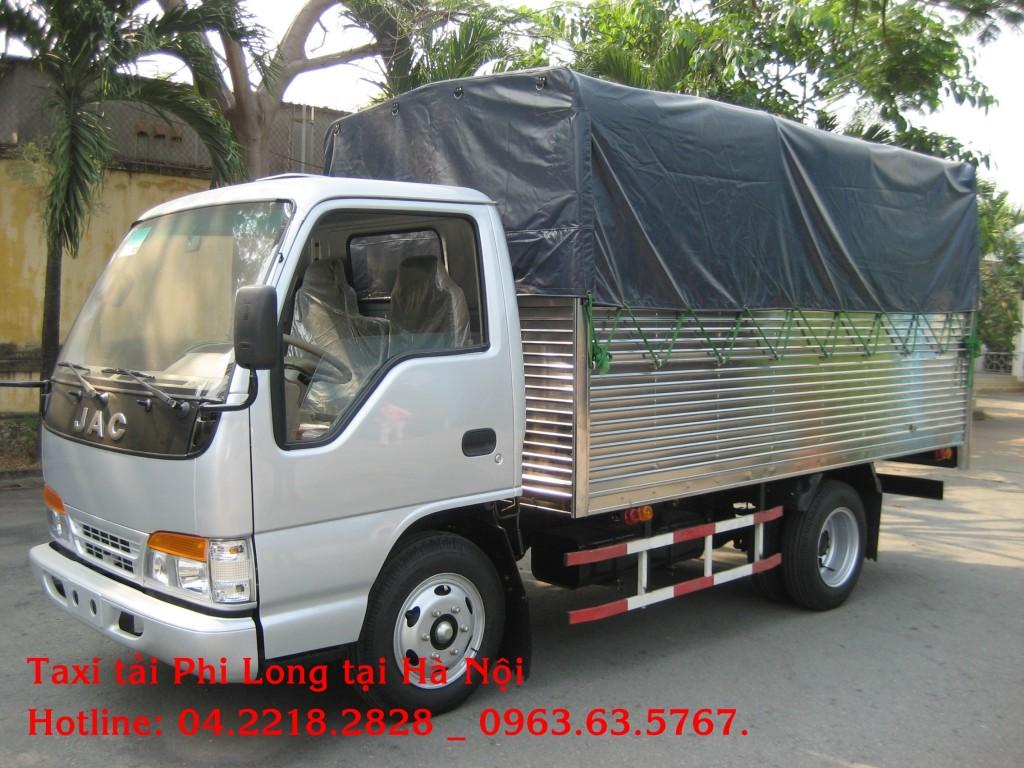 Cho thuê xe tải giá rẻ tại đường Trung Văn
