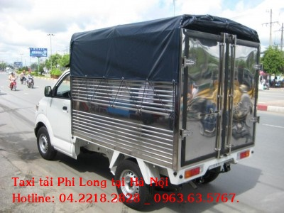 Cho thuê xe tải tại phố Tô Vĩnh Diện