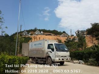 Phi Long cho thuê xe tải tại huyện Ba Vì