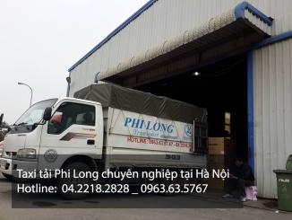 Dịch vụ cho thuê xe tải tại phố Khương Trung