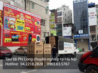 Cho thuê xe tải uy tín giá rẻ an toàn tại hoàn Kiếm