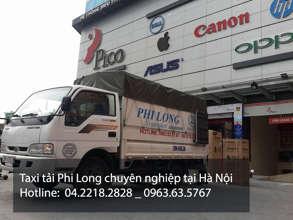 Cho thuê xe tải giá rẻ chuyên nghiệp hàng đầu tại Hà Nội
