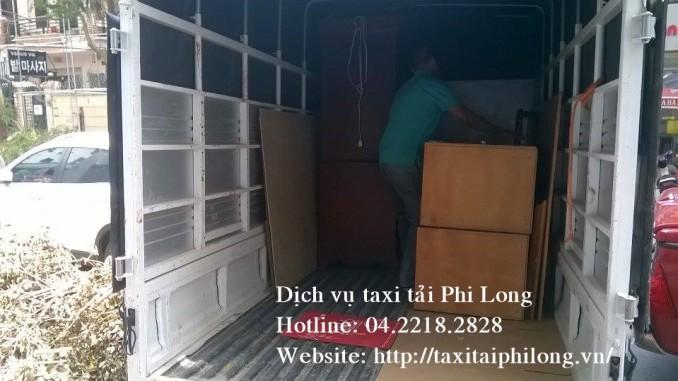 Dịch vụ cho thuê xe tải chuyển nhà trọn gói tại phố Nguyễn Hữu Thọ