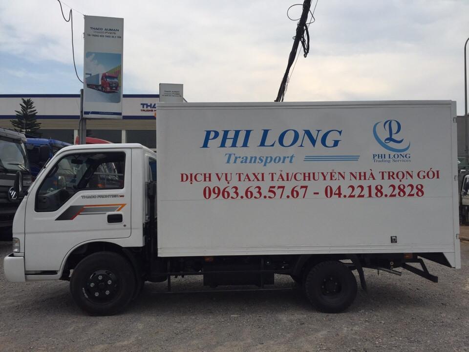 Cho thuê xe tải tại phố Nguyễn Hữu Thọ