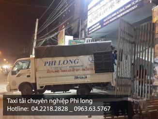 Cho thuê xe tải tại phố Cự Lộc Phi Long