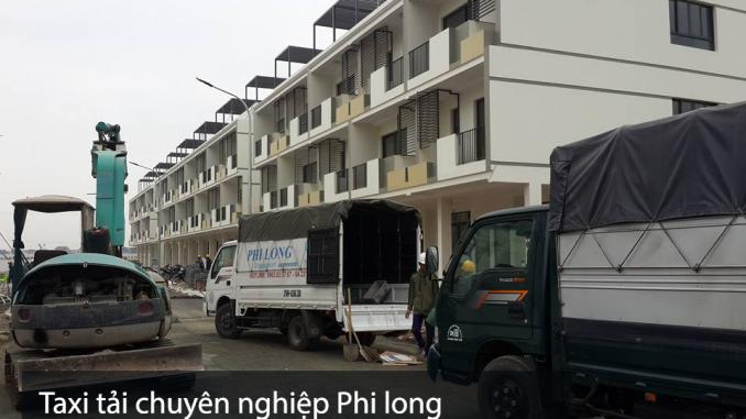 Dịch vụ cho thuê xe tải tại quận Ba Đình