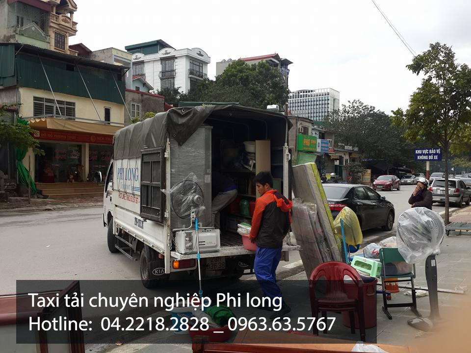 Chuyển nhà trọn gói Phi Long tại Hoàng Mai
