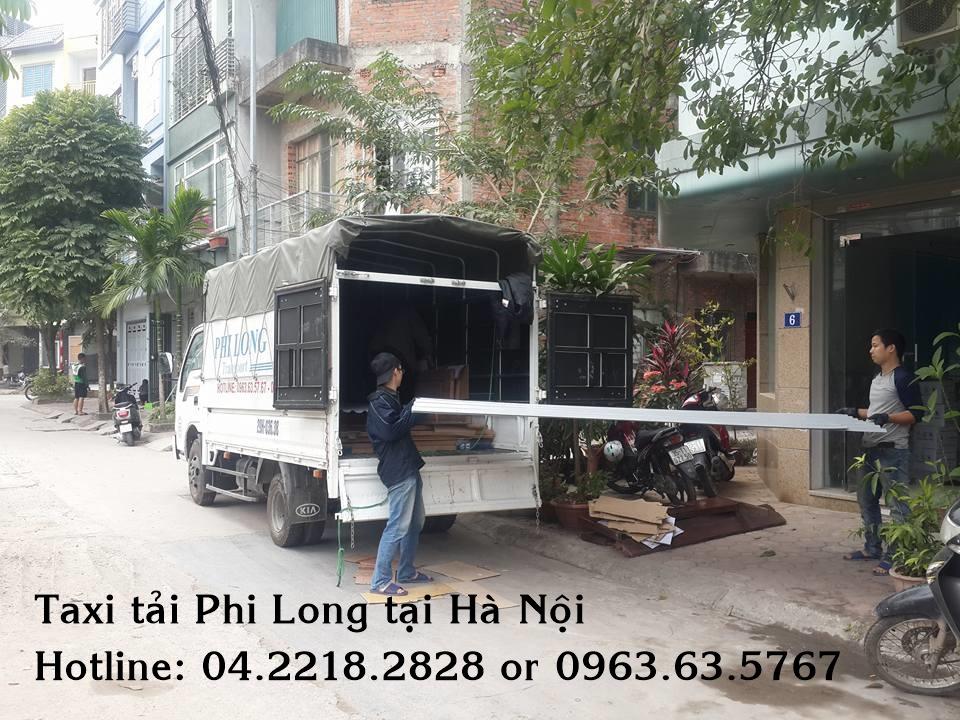 Phi Long chuyên cung cấp cho thuê xe tải tại phố Nguyễn Ngọc Nại