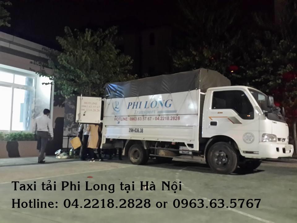 Cho thuê xe tải Phi Long tại thị xã Sơn Tây