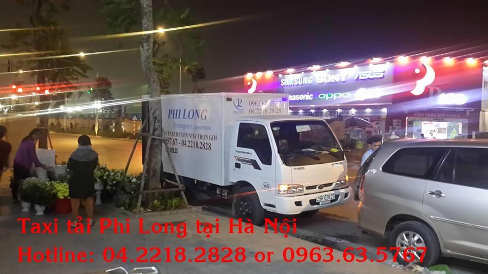 Cho thuê xe tải tại huyện Đan Phượng giá rẻ