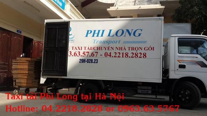 Công ty Phi Long cho thuê xe tải tại phố Khương Đình