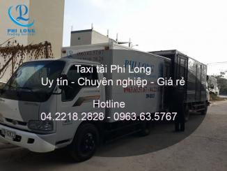 Cho thuê xe tải tại huyện Hoài Đức