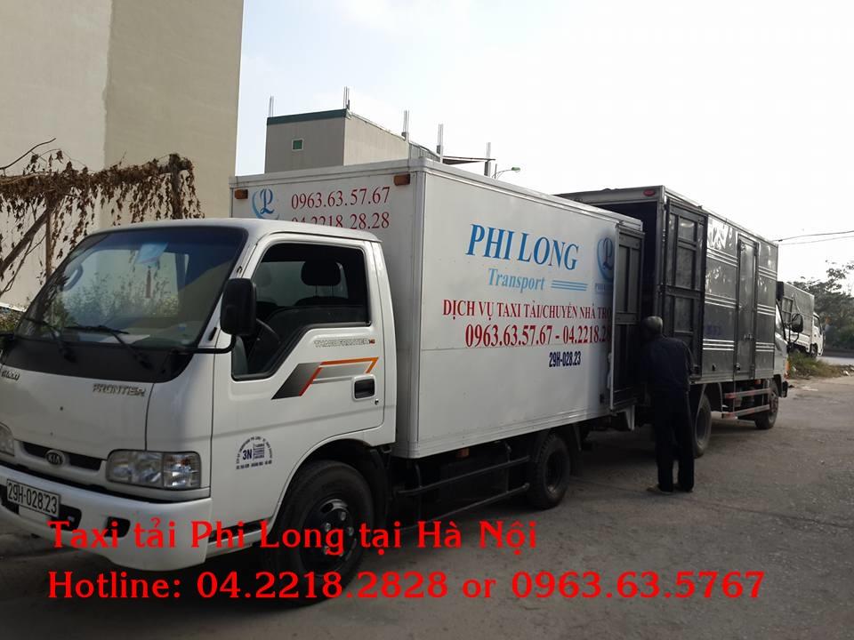 Vận tải Phi Long tại quận Tây Hồ