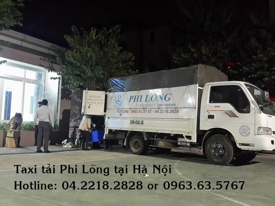 Cho thuê xe tải giá rẻ tại phố Nguyễn Ngọc Nại