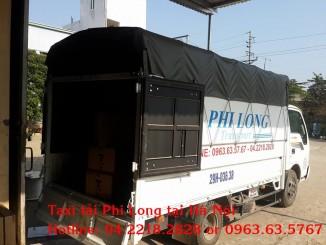 Phi Long cho thuê xe tải tại phố Đại Kim