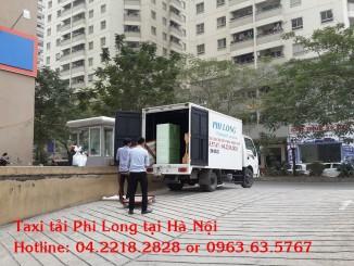 Cho thuê xe tải chuyển nhà Phi Long tại thành phố Hà Nội