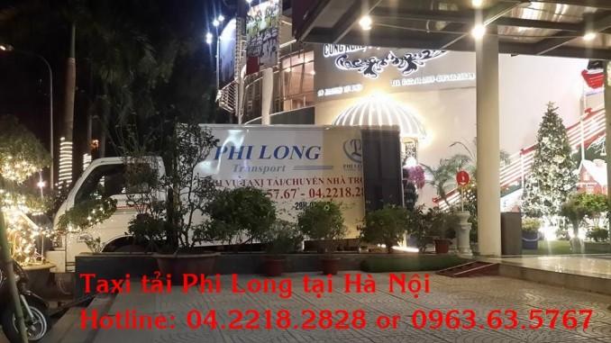 Dịch vụ cho thuê xe tải tại quận Hoàn Kiếm