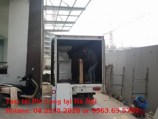 Dịch vụ vận tải Phi Long tại quận Hai Bà Trưng