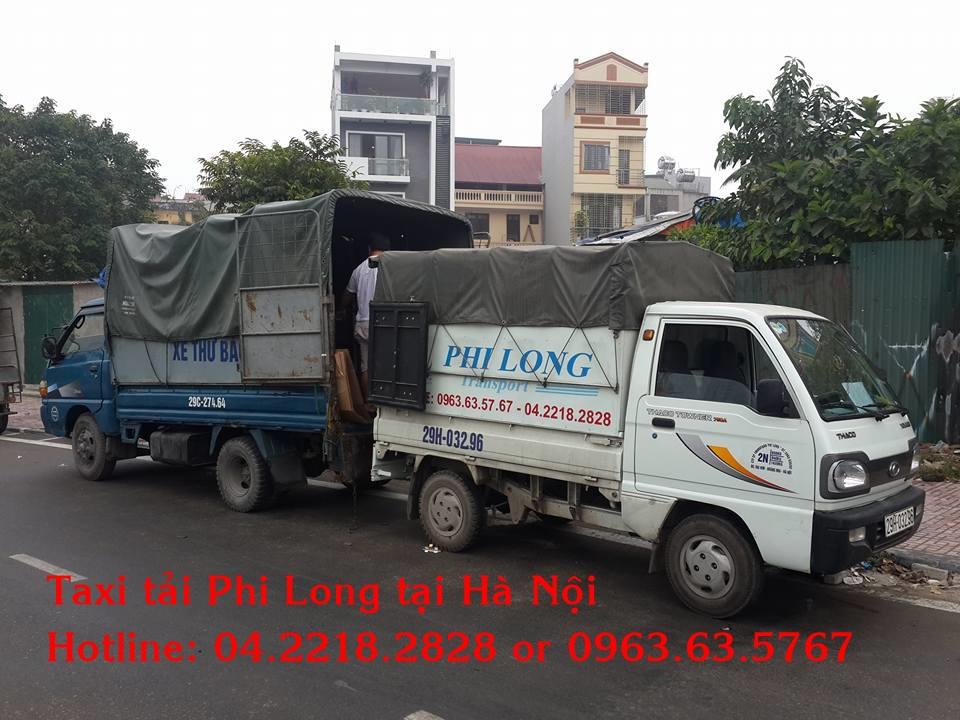 Dịch vụ cho thuê xe tải chuyển nhà giá rẻ tại phố Chính Kinh