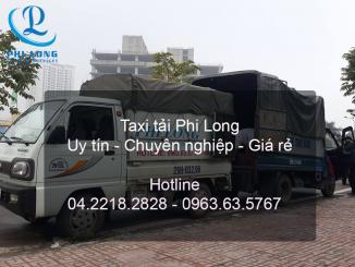 Cho thuê xe tải giá rẻ tại huyện Gia Lâm