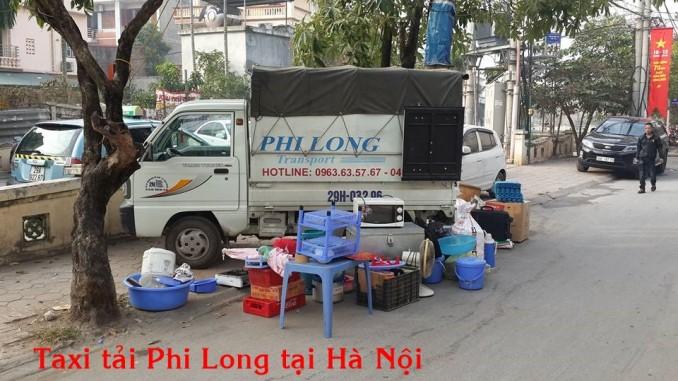 Phi Long cho thuê xe tải uy tín tại phố Chiến Thắng