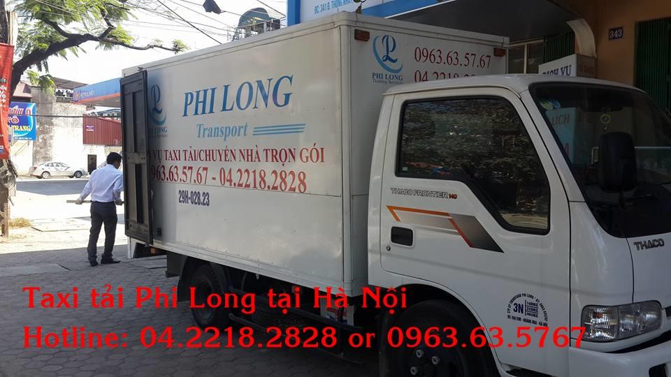 Cho thuê xe tải giá rẻ tại phố Chiến Thắng