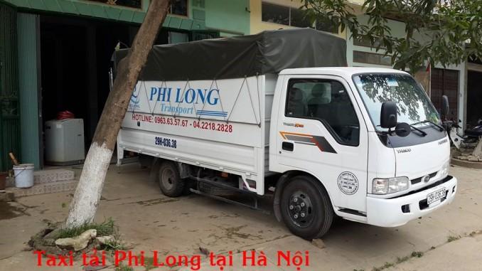 Cho thuê xe tải tại huyện Chương Mỹ