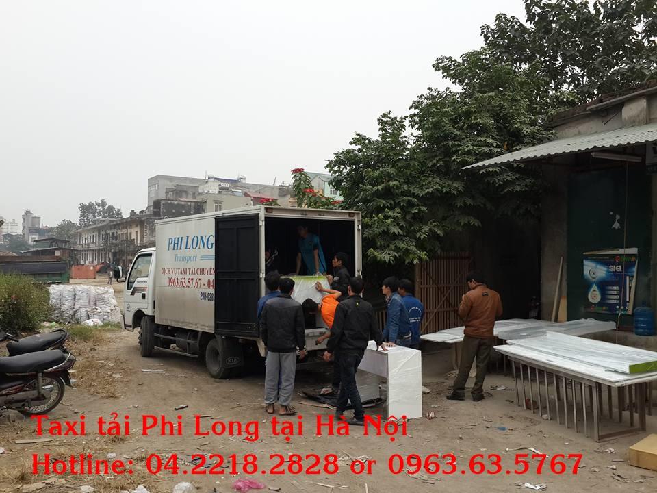 Công ty Phi Long cho thuê xe tải giá rẻ tại huyện Quốc Oai