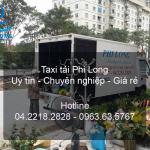 Dịch vụ cho thuê xe tải tại huyện Đông Anh giá rẻ