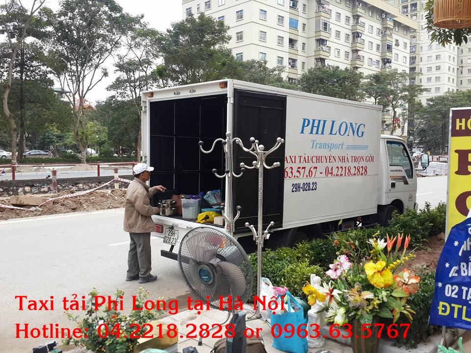 Cho thuê xe tải giá rẻ tại đường Đại Kim