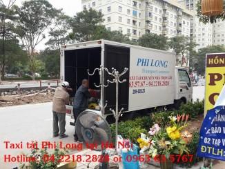Chuyển nhà trọn gói Phi Long tại quận Tây Hồ