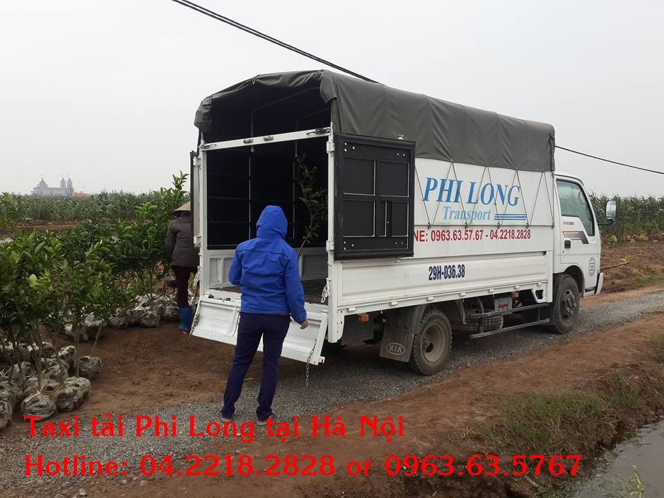 Dịch vụ cho thuê xe tải tại quận Cầu Giấy