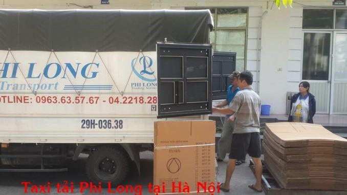 Cho thuê xe tải giá rẻ tại phố Tô Vĩnh Diện