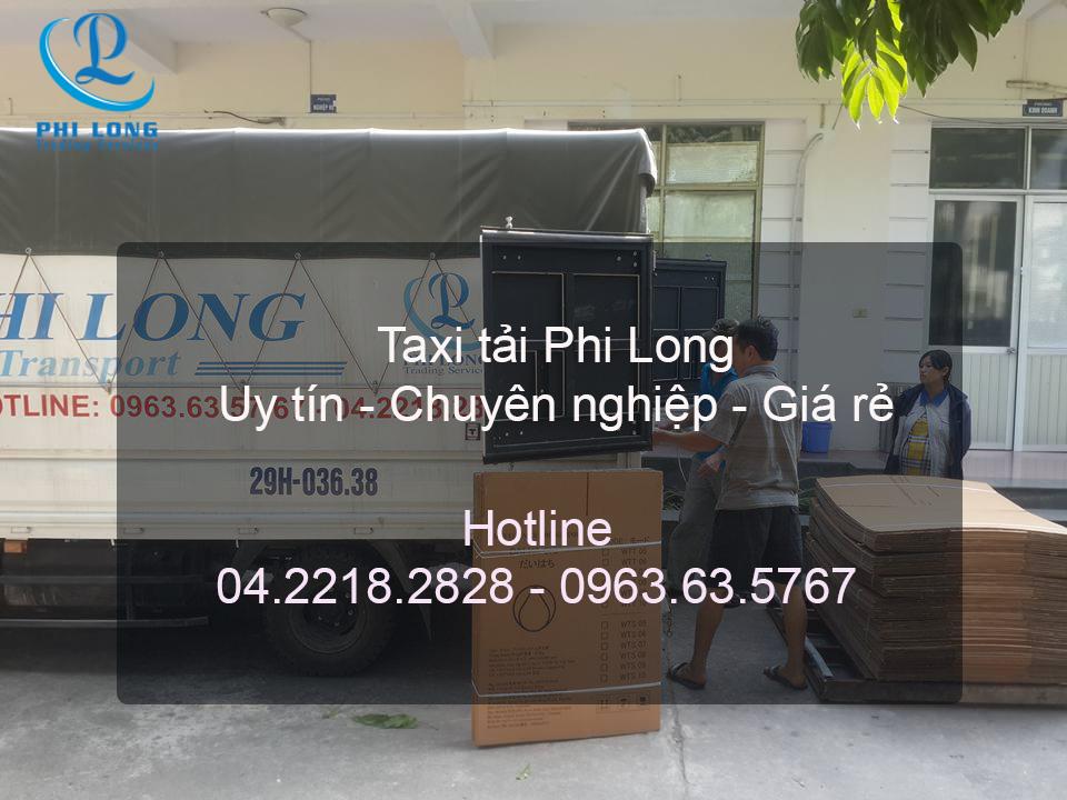 Cho thuê xe tải giá rẻ tại huyện Phú Xuyên