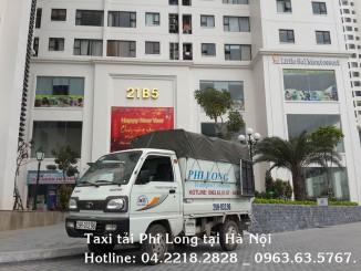 Taxi tải 5 tạ Phi Long tại Hà Nội