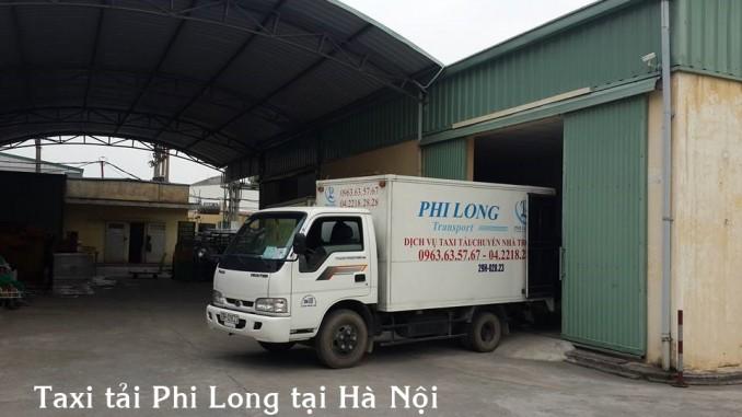 Cho thuê xe tải 1,25 tấn Phi Long tại Hà Nội