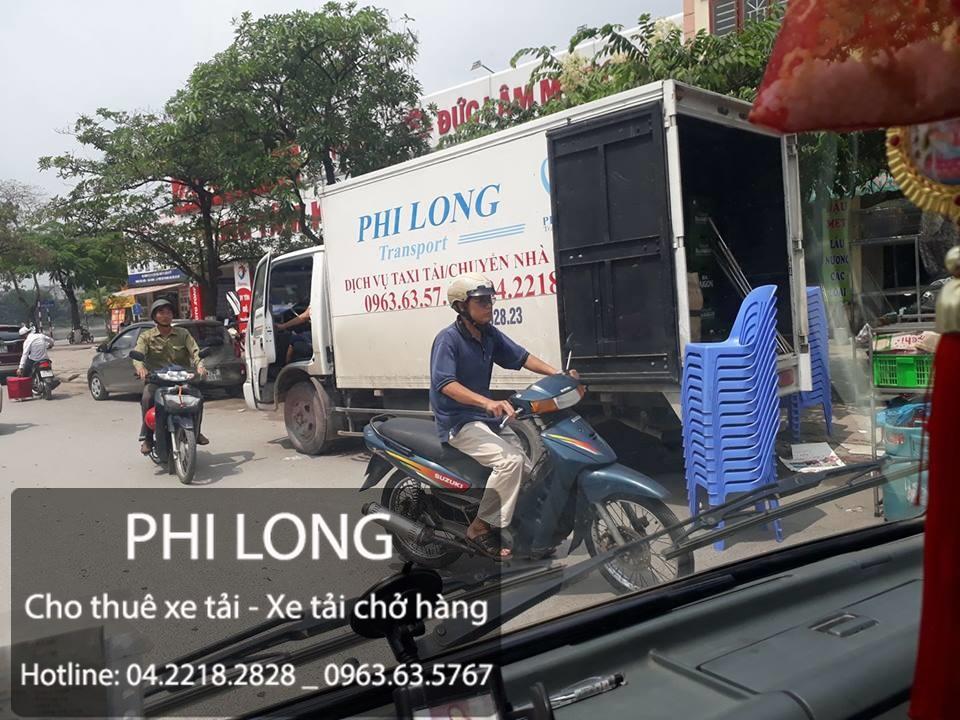 DỊch vụ taxi tải giá rẻ chuyên nghiệp Phi Long tại đường 19 tháng 5