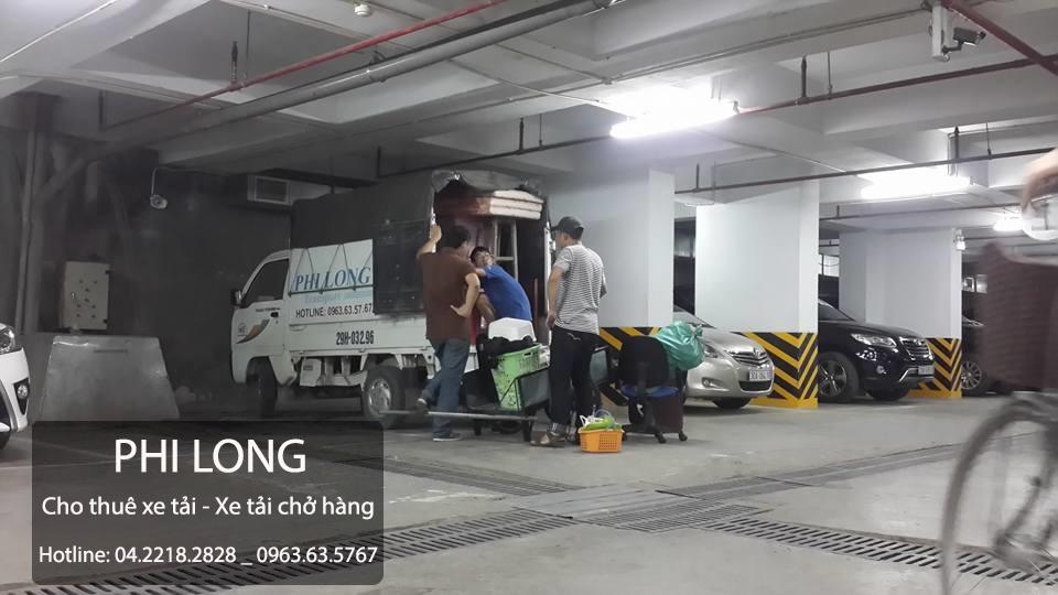 Cho thuê xe tải tại đường Vũ Trọng Phụng