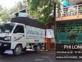 Dịch vụ cho thuê xe tải giá rẻ tại phố Văn Quán