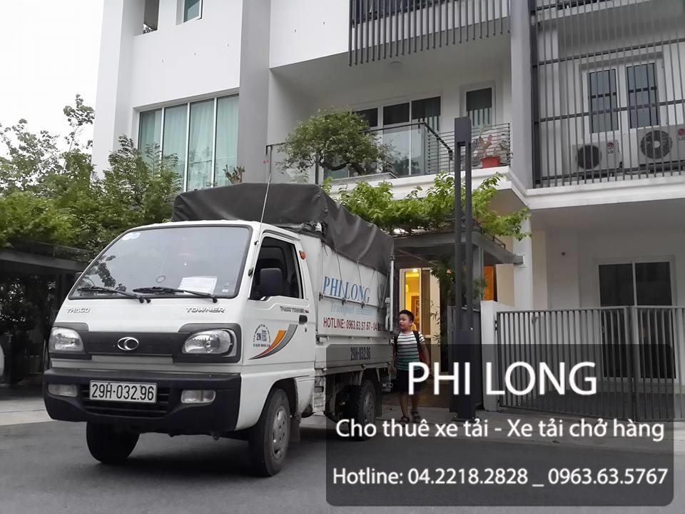 Dịch vụ cho thuê xe tải chở hàng giá rẻ tại phố Lê Lợi