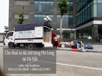 Dịch vụ cho thuê xe tải chở hàng tại phố Lê Lai