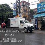 Dịch vụ xe tải giá rẻ tại phố Lý Nam Đế