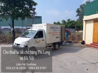 Cho thuê xe tải giá rẻ tại phố Nam Dư