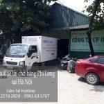 Dịch vụ cho thuê xe tải giá rẻ tại phố Lệ Mật