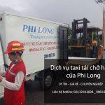 Cho thuê xe tải chở hàng tại quận hà đông