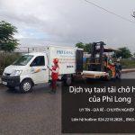 Phi long cung cấp dịch vụ cho thuê xe tải