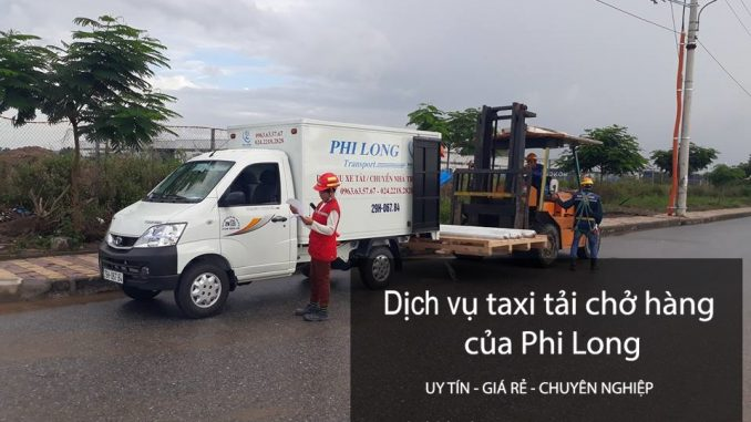 Dịch vụ thuê xe tải giá rẻ tại phố Huỳnh Tấn Phát