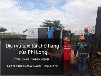 Dịch vụ thuê xe tải giá rẻ tại phố Phúc Hoa