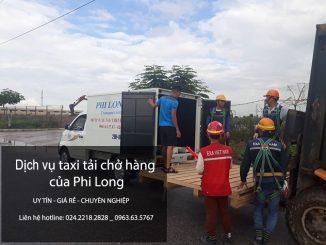 Dịch vụ thuê xe tải giá rẻ tại phố Nguyễn Công Trứ